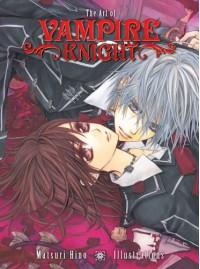 The Art of Vampire Knight - Matsuri Hino