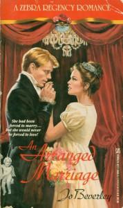 AN Arranged Marriage (Regency Romance) - Jo Beverley
