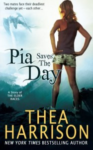 Pia Saves The Day (Elder Races) - Thea Harrison