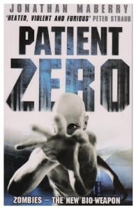 Patient Zero - Jonathan Maberry