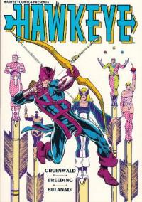 Avengers: Hawkeye - Mark Gruenwald