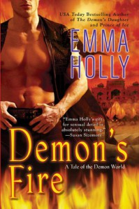Demon's Fire - Emma Holly