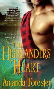 The Highlander's Heart - Amanda Forester