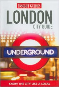 Insight Guide London - Insight Publications