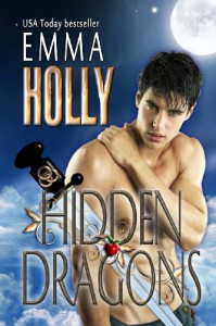 Hidden Dragons - Emma Holly