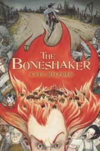 The Boneshaker - Kate Milford, Andrea Offermann