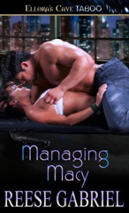 Managing Macy (Tall, Dark and Dominant #1) - Reese Gabriel