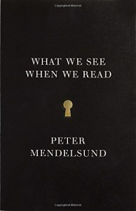 What We See When We Read - Peter Mendelsund