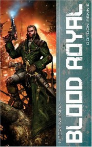 Kal Jerico: Blood Royal (Necromunda) - Gordon Rennie, Will McDermott