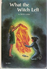 What the Witch Left - Ruth Chew