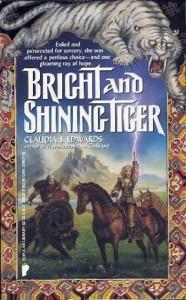 Bright and Shining Tiger - Claudia J. Edwards
