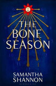 The Bone Season (The Bone Season, #1) - Samantha Shannon