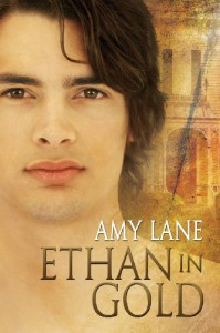 Ethan in Gold - Amy Lane