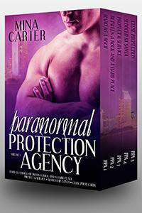 Paranormal Protection Agency - Mina Carter