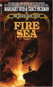 Fire Sea - Margaret Weis, Tracy Hickman