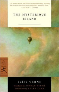 The Mysterious Island (Modern Library Classics) - Jules Verne, Jordan Stump, Caleb Carr