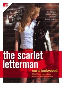 The Scarlet Letterman (Bard Academy) - Cara Lockwood