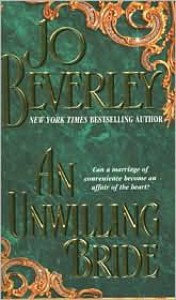 An Unwilling Bride - Jo Beverley