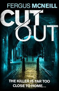 Cut Out (DI Harland) - Fergus McNeill