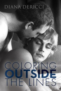 Coloring Outside the Lines - Diana DeRicci