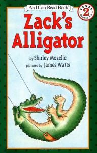 Zack's Alligator - Shirley Mozelle, James Watts