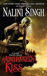 Archangel's Kiss (Guild Hunter, #2) - Nalini Singh