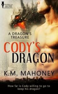 Cody's Dragon (A Dragon's Treasure) - KM Mahoney