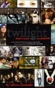 Twilight Director's Notebook - Catherine Hardwicke