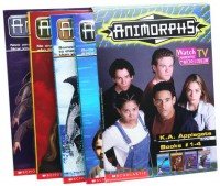 Animorphs Box Set - Katherine Applegate