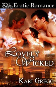 Lovely Wicked - Kari Gregg