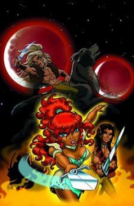 Elfquest Final Quest #1 - Wendy Pini