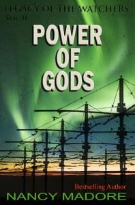 Power of Gods - Nancy Madore