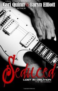 Seduced (Lost in Oblivion, #0.5) - Cari Quinn, Taryn Elliott