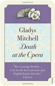 Death at the Opera - Gladys Mitchell