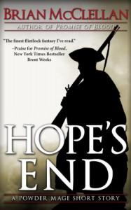 Hope's End - Brian  McClellan