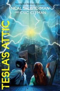 Tesla's Attic - Neal Shusterman