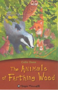 The Animals of Farthing Wood (Classic Mammoth) - Colin Dann