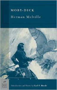 Moby Dick (Barnes & Noble Classics Series) - Herman Melville,  Carl F. Hovde (Introduction)