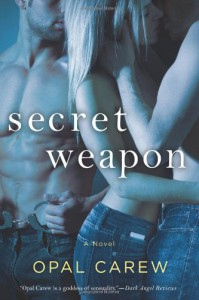 Secret Weapon - Opal Carew