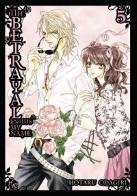 The Betrayal Knows My Name, Volume 5 - Hotaru Odagiri