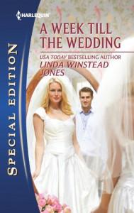A Week Till the Wedding - Linda Winstead Jones
