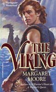 The Viking (Harlequin Historical, #200) - Margaret Moore