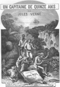Dick Sands the Boy Captain - Jules Verne