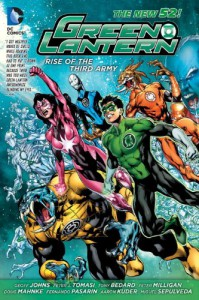 Green Lantern: Rise of the Third Army - Geoff Johns, Peter J. Tomasi, Various