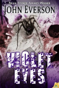 Violet Eyes - John Everson