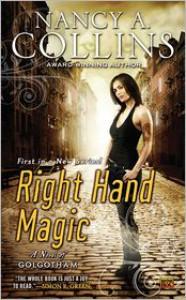 Right Hand Magic (Golgotham #1) - Nancy A. Collins