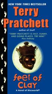Feet of Clay: A Novel of Discworld (Mass Market) - Terry Pratchett