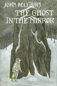 The Ghost in the Mirror - Brad Strickland;John Bellairs