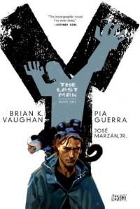 Y The Last Man Book One - Brian K. Vaughan