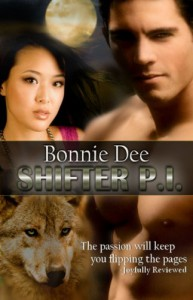 Shifter, P.I. (werewolf detective) - Bonnie Dee